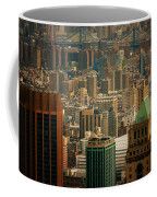 New York City Buildings And Skyline Coffee Mug