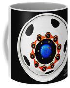 New York City Bus Wheel Coffee Mug