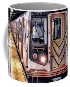 New York City Charles Street Subway Station Coffee Mug