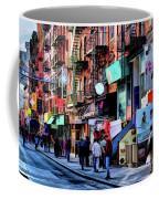 New York City Chinatown Coffee Mug