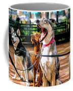 New York City Dog Walking Coffee Mug