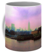 New York City From Hoboken Coffee Mug