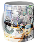 New York City Geometric Mix No. 9 Coffee Mug