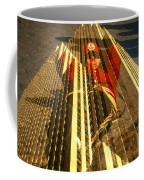 New York City Jogger - Collage Coffee Mug