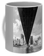 New York City - Queensboro Bridge Coffee Mug