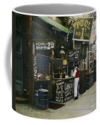 New York City Restaurant Coffee Mug