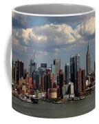 New York City Skyline 4 Coffee Mug