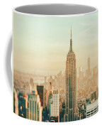 New York City - Skyline Dream Coffee Mug