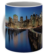 New York City - Skyline Coffee Mug