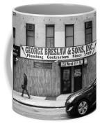 New York City Storefront Bw4 Coffee Mug