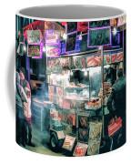 New York City Street Vendor Coffee Mug