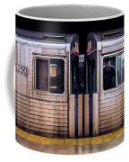 New York City Subway Cars Coffee Mug