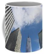 New York City's Freedom Tower - A Perspective Coffee Mug
