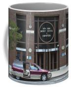 New York District Council Of Carpenters Coffee Mug
