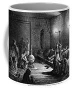 New York: Homeless, 1873 Coffee Mug