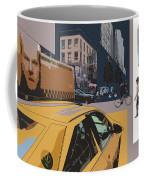 New York Jazz I Coffee Mug