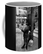 New York, New York 3 Coffee Mug