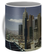 New York New York View 2 Coffee Mug