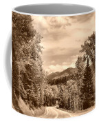 New York Roadway Coffee Mug