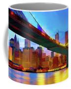 New York Skyline 11 Coffee Mug