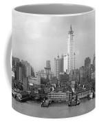 New York Skyline From Brooklyn  Coffee Mug