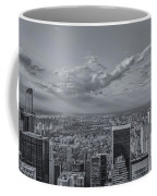 New York Skyline - View On Central Park - 2 Coffee Mug