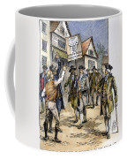 New York: Stamp Act , 1765 Coffee Mug