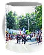 New York State Police Color Guard  2 Coffee Mug
