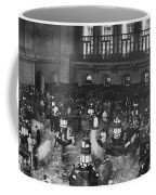 New York Stock Exchange Coffee Mug