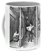 New York: Telephone, 1891 Coffee Mug