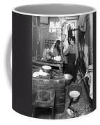 New York Tenement 1910 Coffee Mug