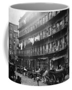 New York: Tenements, 1912 Coffee Mug by Granger