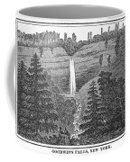 New York: Waterfall Coffee Mug