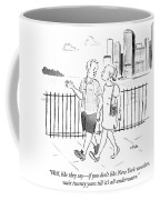 New York Weather Coffee Mug