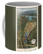 New York Worlds Fair 1939 Coffee Mug