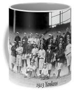 New York Yankees 1913 Coffee Mug