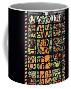 New Yorker April 12 1952 Coffee Mug