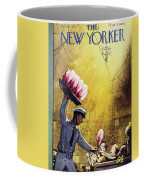 New Yorker April 6 1957 Coffee Mug