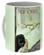 New Yorker December 29 1956painting Coffee Mug