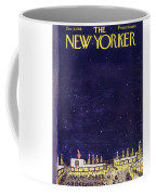 New Yorker December 6 1958 Coffee Mug