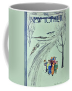 New Yorker February 1 1958 Coffee Mug