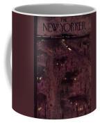 New Yorker February 6 1954 Coffee Mug