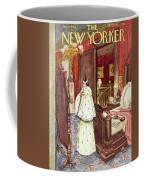 New Yorker January 10 1953 Coffee Mug
