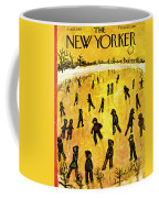 New Yorker January 17 1953 Coffee Mug