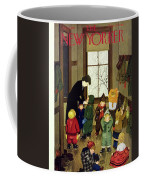 New Yorker January 21 1950 Coffee Mug