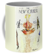 New Yorker January 30 1954 Coffee Mug
