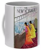 New Yorker July 22 1961 Coffee Mug