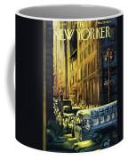 New Yorker July 23 1960 Coffee Mug