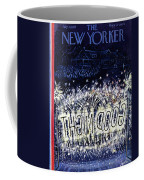 New Yorker July 4 1953 Coffee Mug