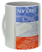 New Yorker July 4 1959 Coffee Mug